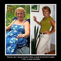 Debra H. – This time, I succeeded with this simple program and the encouraging support from my coach.  For the first time, I actually liked who I saw in the mirror.