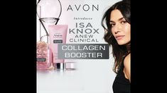 Avon presents Isa Knox Anew Clinical Collagen Booster Collagen, Avon, Clinic, Presents, Youtube, Gifts, Collages, Favors, Youtubers
