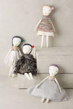 Hand-Stitched Rag Doll 168 at anthro Audrey Doll, Fabric Dolls, Rag Dolls, Doll Painting, Doll Maker, Waldorf Dolls, Soft Dolls, Diy Stuffed Animals, Diy Doll