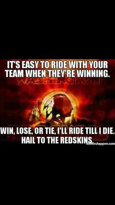 Hail to the Redskins                                                                                                                                                     More