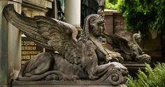 O schöne Sphinx! von Tyria