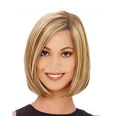 exquisita+longitud+media+de+color+marrón+recta+de+la+mujer+con+peluca+rubia+–+MXN+$+355.11