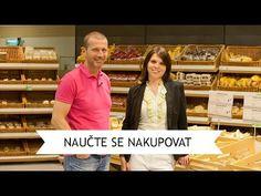 ▶ Vím, co jím: Naučte se nakupovat - YouTube