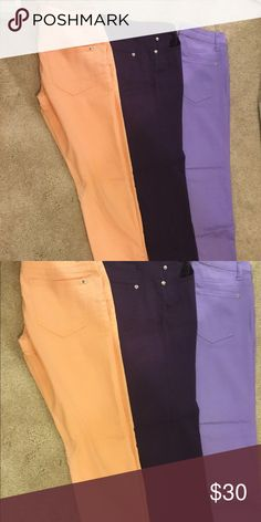 3 Skinny Jeans. Brand new without price tags. Celebrity Pink Jeans Skinny 3aa17a4173db1