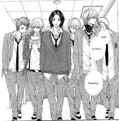 Manga: Sekai wa Kimi o Sukuu!