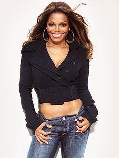 Net Photo: Janet Jackson: Image ID: . Pic of Janet Jackson - Latest Janet Jackson Image. Janet Jackson, Michael Jackson, Top Celebrities, Celebs, Hollywood Celebrities, Beautiful Black Women, Beautiful People, Simply Beautiful, Jackson Family