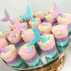 Prepare everything well and you will be proud of your masterpiece mermaid birthday party. These mermaid birthday party ideas down below will help you to Mermaid Birthday Cakes, Little Mermaid Birthday, Little Mermaid Parties, Mermaid Cakes, Cake Birthday, Mermaid Birthday Party Ideas, Ariel Party, Mermaid Cake Pops, Mermaid Party Favors