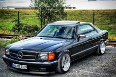 Mercedes Benz SEC-Klasse - Cars and motorcycles - Mercedes Auto, Mercedes G Wagon, Mercedes Benz Amg, Benz Car, Mercedez Benz, Classic Mercedes, Sport Cars, Motor Car, Toyota Supra