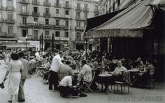 Bar Zurich (Barcelona) 1950