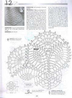 Письмо «сообщение Shestal : Crochet Creations 38 2005-08-09 (16:18 29-02-2016) [3106834/385661754]» — Shestal — Яндекс.Почта