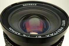 Pentax 6x7 45mm f/4