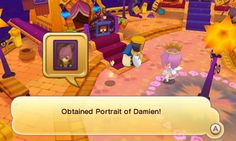 Aw yiss Fantasy Life, Nintendo, Portrait, Headshot Photography, Portrait Paintings, Drawings, Portraits