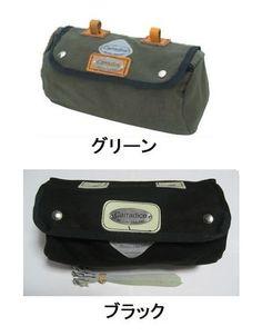 【取り寄せ商品】Carradiceバッグジップサドルロールキャラダイス