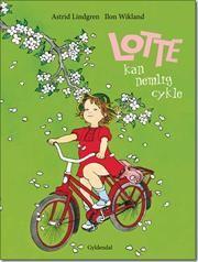 Lotte kan nemlig cykle af Astrid Lindgren, ISBN 9788702150483, 1/7