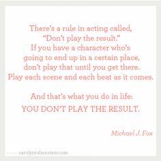 Yep  . . . . Michael J. Fox got it right!