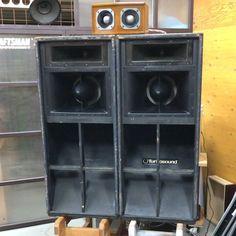 P A System, Stage Equipment, Pa Speakers, Audio Engineer, King David, Loudspeaker, Cabinet Design, Locker Storage, Vintage