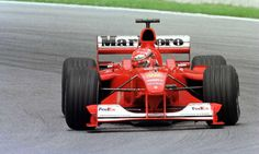 Schumacher 2000