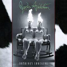 Vinyl Night: Nothing's Shocking: Ted, Just Admit It First Listen