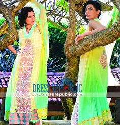 Ayesha Somaya Lawn Collection | Pakistani Lawn Buy Online 2014 Canada  Shop the Latest
