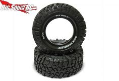 Pit Bull Rock Beast Basher Edition Short Course Truck Tires