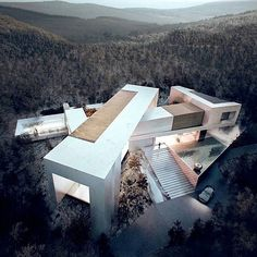 Modern architecture 193 Futuristic architecture Amazing architecture Architectur… Get more photo about subject related with by looking at photos gallery… Architecture Design, Architecture Renovation, Futuristic Architecture, Residential Architecture, Amazing Architecture, Contemporary Architecture, Green Architecture, Sustainable Architecture, Architecture Artists
