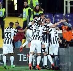ユベントスがフィオレンティーナに快勝、逆転突破でイタリア杯決勝へ