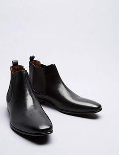 57fd8b1e8c976a FIND Herren Chelsea Boots Rauleder  Amazon.de  Schuhe   Handtaschen ...