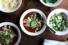 Weeknight Chili recipe on Food52