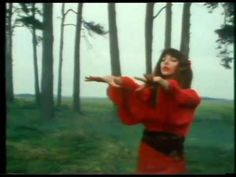 """Official music video for the single """"Wuthering Heights"""" -- Version 1 by Kate Bush. Wuthering Heights was released as Kate's debut single in January It . Kate Bush Wuthering Heights, Rock Music, My Music, Emily Brontë, Little Britain, Roman, Uk Singles Chart, Paulistano, Me Me Me Song"""