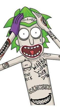 Rick and morty rick and morty hd wallpaper Rick And Morty Drawing, Rick And Morty Tattoo, Joker Wallpapers, Cute Wallpapers, Iphone Wallpaper Rick And Morty, Rick And Morty Image, Rick And Morty Crossover, Ricky Y Morty, Rick And Morty Stickers