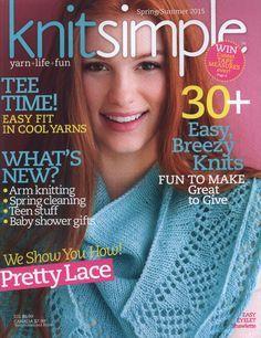 Knit Simple Spring/Summer 2015