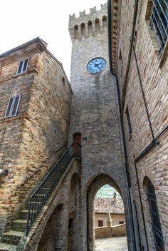 I borghi più belli delle Marche: Moresco, Fermo