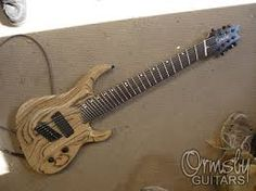 Ormsby Multiscale 8 string.