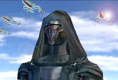 Revan, tour à tour Jedi et Seigneur Noir des Sith