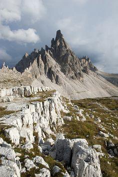 Monte Paterno (2746m), Veneto, Italy