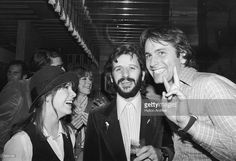 """Carrie Fisher, Ringo Starr, and John Ritter. Both stars appeared in his 1978 ABC tv """"Ringo"""" special also. Carrie Fisher played Ognir's girlfriend, Marquine and John Ritter played the manager, Marty Flesh Burt Reynolds, Debbie Reynolds, Ringo Starr, David Lee Roth, Jerry Lee Lewis, Tony Curtis, Kirk Douglas, Billy Idol, Roger Moore"""