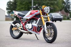 Yamaha Restomod by Keith Carlson – BikeBound Yamaha Motorcycles, Custom Motorcycles, Moto Bike, Motorcycle Jacket, Vintage Cycles, Easy Rider, Sportbikes, Bike Life, Motogp