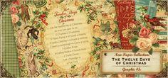 G45, The Twelve Days Of Christmas
