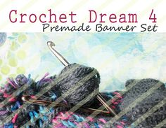 Premade Shop Banner Set  Premade Etsy Banner by LalipopsandDaisies