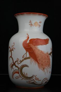 Rosenthal Vase Design Kurt Wendler