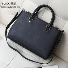 High Quality PU Leather Ladies Brand Double Zipper Saffiano Bag Crossbody Bags Handbags Women Famous Brands Sac Femme De Marque(China (Mainland))