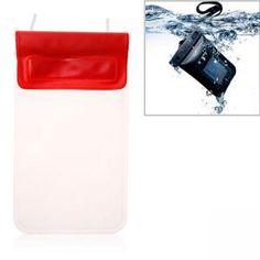 Wasserdichte Tasche für iPhone, iPod, Mobiltelefone , MP3, MP4 , etc. Transparent