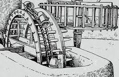 Resultado de imagen para planos de norias para belenes
