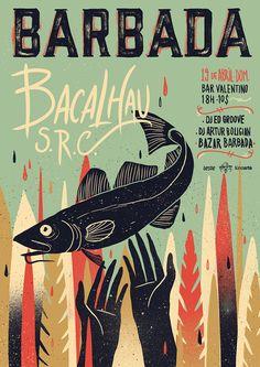 BARBADA on Behance