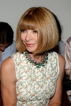 Anna Wintour Lookbook