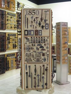 Image Gallery Hardware Store Display Ideas