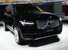 "The 11 Coolest Cars From the Paris Motor Show | Volvo banks a lot of its reputation on safety, and the renovated XC90 shows the Swedish automaker fully intends to eliminate crash-related deaths in its cars by 2020. The SUV is ""semi-autonomous,"" and has an industry-first auto brake function that stops drivers from making risky left hand turns.   Volvo  