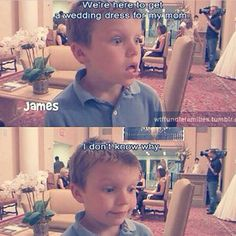Jamesie bug... 19 kids and counting!!