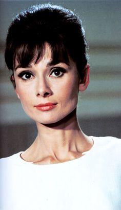 Audrey Hepburn in Paris When it Sizzles, 1962.