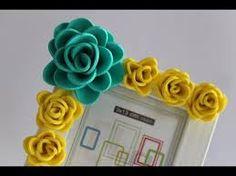 8 Mejores Imagenes De Cosas De Foami Diy Flowers Giant Paper
